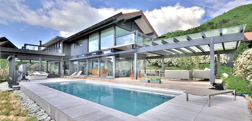 Villa de luxe à vendre ANNECY LE VIEUX, 450 m², 6 Chambres