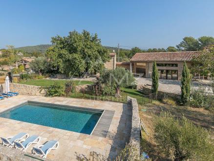 Villa de luxe à vendre DRAGUIGNAN, 410 m², 4 Chambres, 2250000€