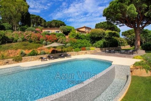 Luxe Huis te huur LA CROIX VALMER, 340 m², 7 Slaapkamers,