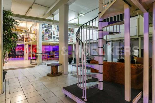 Лофт класса люкс на продажу  Париж 10ый, 600 м², 3 Спальни, 3000000€