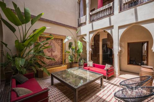 Luxury House for sale MARRAKECH, 329 m², €647000