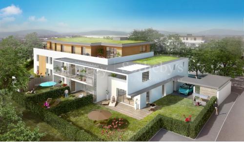 Luxus-Wohnung zu verkaufen ANNECY LE VIEUX, 89 m², 3 Schlafzimmer, 581000€
