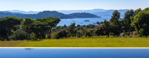 Luxus-Haus zu vermieten SAINT TROPEZ, 400 m², 4 Schlafzimmer,