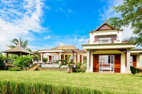 Villa de luxe à vendre Ile Maurice, 331 m², 4 Chambres, 887970€