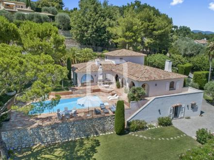 Luxury Property for sale MOUGINS, 300 m², 4 Bedrooms, € 3 250 000