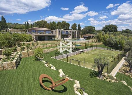 Luxury House for rent MOUGINS, 1200 m², 9 Bedrooms,