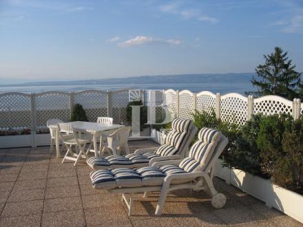 Luxus-Wohnung zu verkaufen EVIAN LES BAINS, 158 m², 3 Schlafzimmer, 1065000€