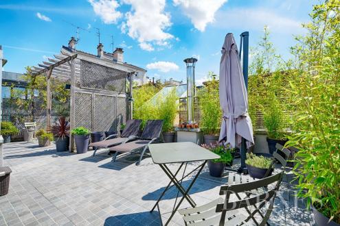 Дом класса люкс на продажу  Париж 13ый, 180 м², 4 Спальни, 2480000€