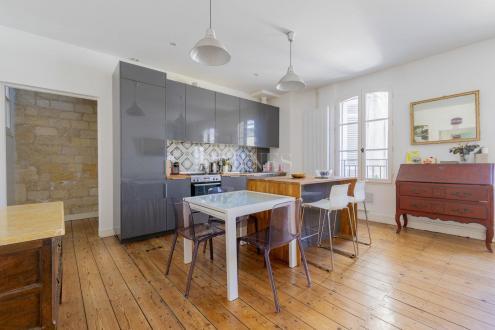 Luxus-Wohnung zu verkaufen BORDEAUX, 80 m², 2 Schlafzimmer, 564000€