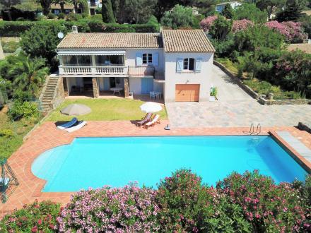 Villa de luxe à vendre LA CROIX VALMER, 210 m², 5 Chambres, 1260000€