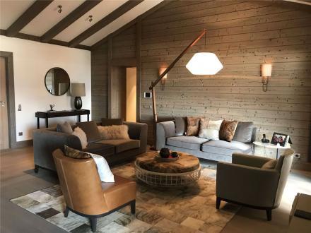 Appartement de luxe à louer COURCHEVEL, 115 m², 3 Chambres,