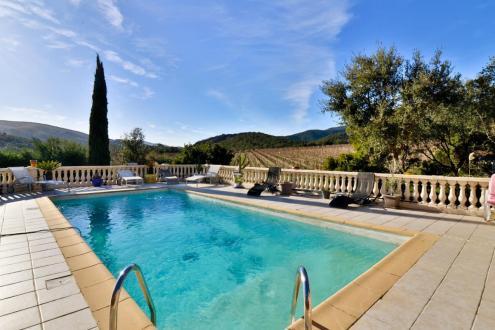 Villa de luxe à vendre COGOLIN, 170 m², 5 Chambres, 599000€