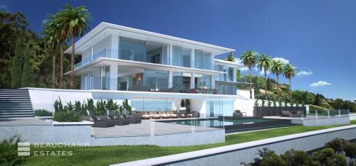 Villa di lusso in vendita VALLAURIS, 450 m², 5 Camere, 7900000€
