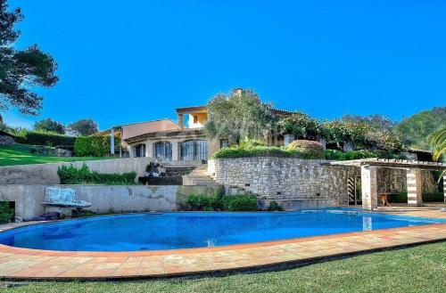 Villa de luxe à vendre MOUGINS, 600 m², 5 Chambres