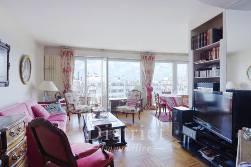 Appartement de luxe à vendre PARIS 16E, 85 m², 2 Chambres, 995000€