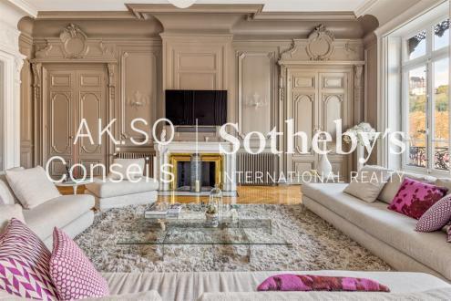Luxus-Wohnung zu verkaufen LYON, 250 m², 3 Schlafzimmer, 2480000€