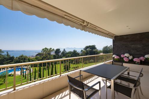 Luxus-Wohnung zu verkaufen CANNES, 123 m², 2 Schlafzimmer, 2440000€