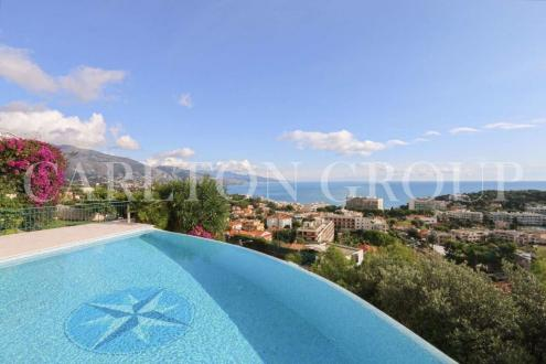 Luxus-Wohnung zu verkaufen ROQUEBRUNE CAP MARTIN, 134 m², 2 Schlafzimmer, 1935000€
