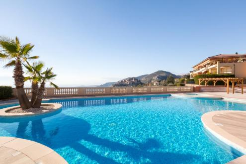 Luxus-Wohnung zu verkaufen EZE, 41 m², 1 Schlafzimmer, 550000€