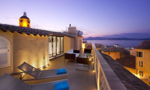 Luxus-Wohnung zu vermieten SAINT TROPEZ, 200 m²,