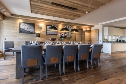 Luxus-Wohnung zu verkaufen MERIBEL LES ALLUES, 65 m², 1 Schlafzimmer, 845000€