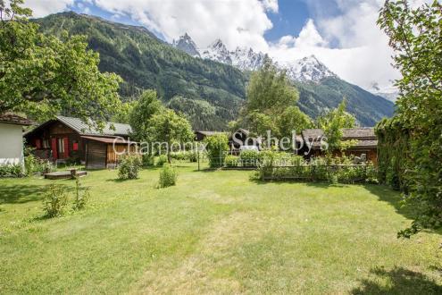 Chalet de luxe à vendre CHAMONIX MONT BLANC, 256 m², 4 Chambres, 1950000€