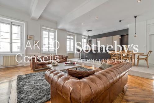 Luxus-Wohnung zu verkaufen LYON, 190 m², 1500000€