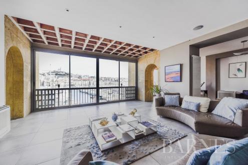 Luxus-Wohnung zu vermieten MARSEILLE, 178 m², 3 Schlafzimmer, 4500€/monat