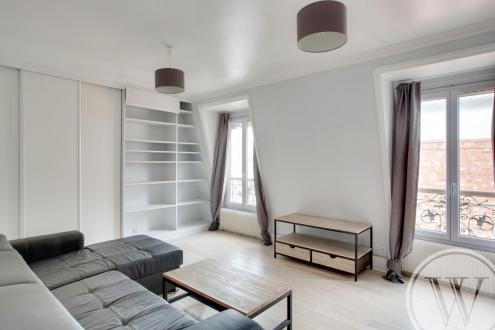 Luxus-Wohnung zu verkaufen PARIS 15E, 41 m², 1 Schlafzimmer, 550000€
