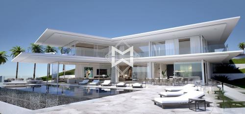 Luxury House for rent CANNES, 500 m², 5 Bedrooms,