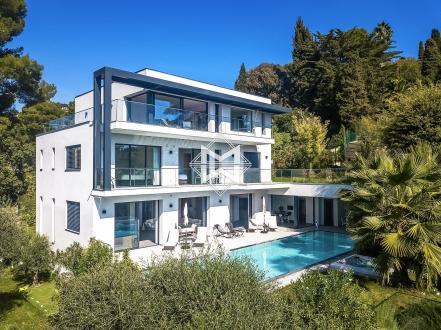 Luxus-Villa zu vermieten LE CANNET, 450 m², 6 Schlafzimmer, 16000€/monat