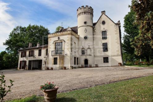 Château / Manoir de luxe à vendre BORDEAUX, 600 m², 5 Chambres, 1854000€