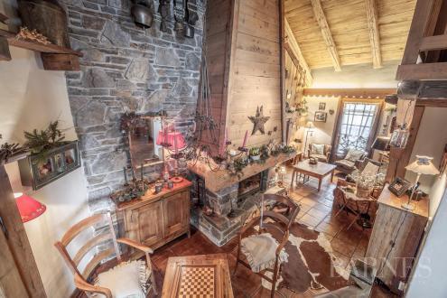 Chalet de luxe à vendre COMBLOUX, 600 m², 10 Chambres, 1790000€