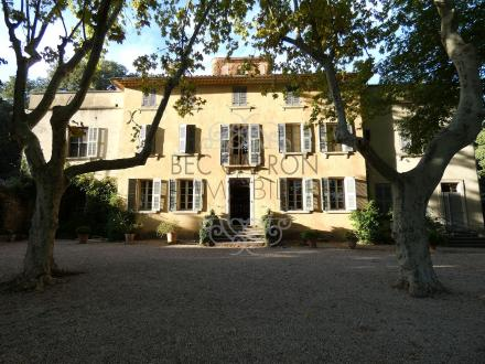Дом класса люкс на продажу  Экс-Ан-Прованс, 580 м², 13 Спальни, 1780000€