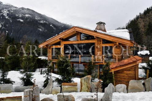 Luxury Chalet for rent CHAMONIX MONT BLANC, 400 m², 5 Bedrooms