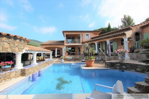 Propriété de luxe à vendre LA CROIX VALMER, 250 m², 5 Chambres, 2500000€