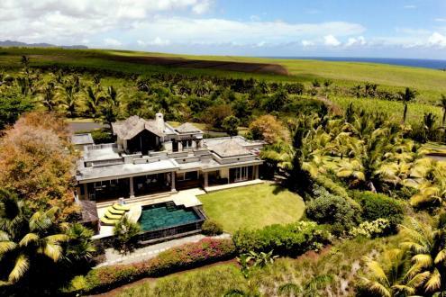 Villa de luxe à vendre Ile Maurice, 314 m², 4 Chambres, 1495752€