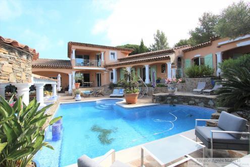 Luxus-Liegenschaft zu verkaufen LA CROIX VALMER, 250 m², 5 Schlafzimmer, 2500000€