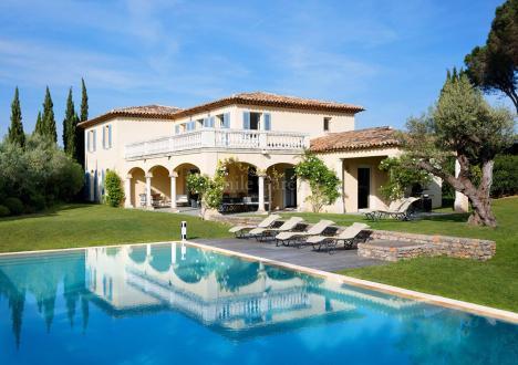 Casa di lusso in affito SAINT TROPEZ, 350 m², 6 Camere,