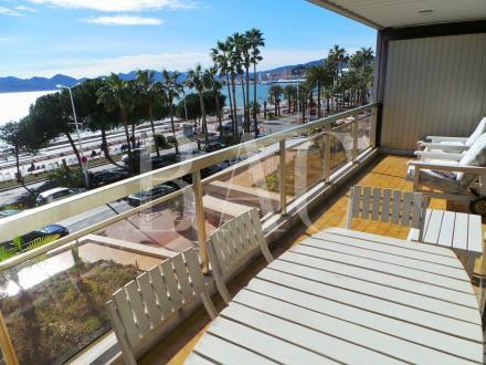 Luxe Appartement te koop CANNES, 85 m², 2 Slaapkamers, 2490000€