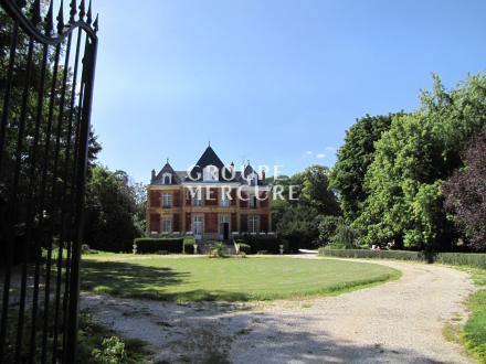 Château / Manoir de luxe à vendre ANNET SUR MARNE, 480 m², 6 Chambres, 1060000€