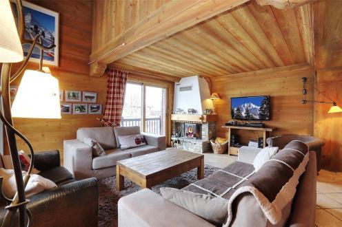 Luxus-Wohnung zu verkaufen MERIBEL LES ALLUES, 108 m², 4 Schlafzimmer, 1484000€