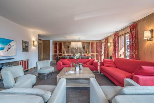 Luxury Apartment for rent COURCHEVEL, 170 m², 4 Bedrooms,