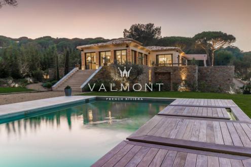 Maison de luxe à louer SAINT TROPEZ, 470 m², 7 Chambres,
