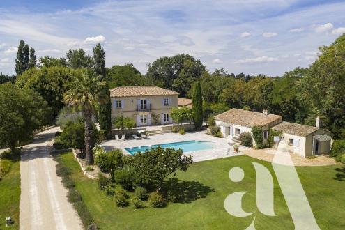 Luxury House for sale SAINT REMY DE PROVENCE, 300 m², 6 Bedrooms, €2495000