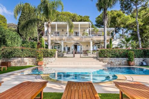 Luxus-Villa zu verkaufen SAINT JEAN CAP FERRAT, 8000000€