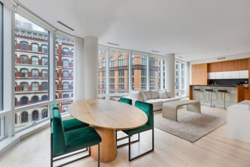 Luxus-Wohnung zu verkaufen NEW YORK, 157 m², 3 Schlafzimmer, 2818199€