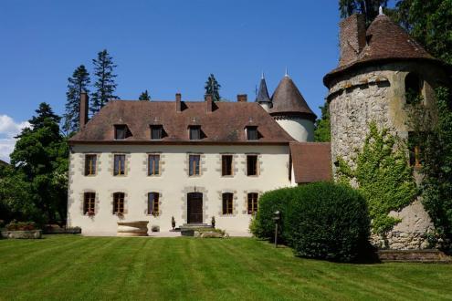 Château / Manoir de luxe à vendre MONTLUCON, 380 m², 1050000€