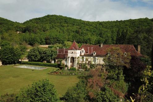 Propriété de luxe à vendre SARLAT LA CANEDA, 320 m², 5 Chambres, 1460000€