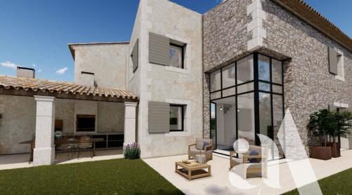 Luxus-Villa zu verkaufen EYGALIERES, 111 m², 4 Schlafzimmer, 880000€
